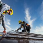 Dakdekker Arnhem in de weer met dakbedekking